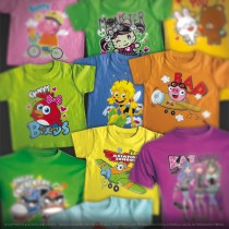Kids Heat Transfers